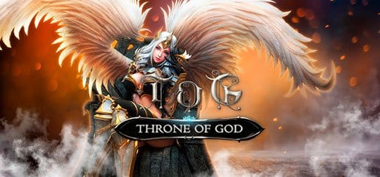 Throne of God online