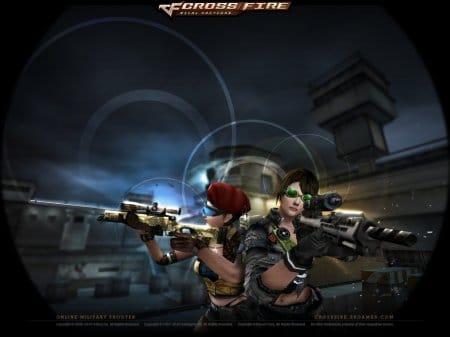 Cross Fire – возможность играть за самые элитные спецотряды