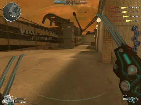На картинке игрок, который превратился в мутанта в режиме «Мутации»
