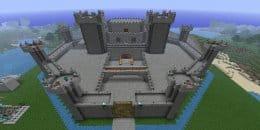 Настоящие крепости можно строить в этой игре