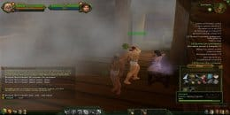Сауна в игре «Аллоды»