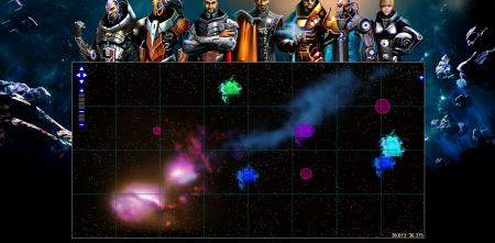 Манящее космическое пространство