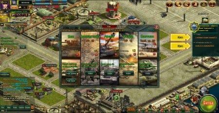 «Генералах Второй Мировой» есть множество игровых режимов