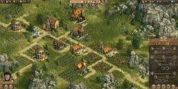 Сказочная Средневековая деревенька