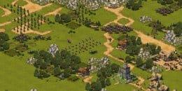 Формирование армии, выдвигающиеся на захват территории.