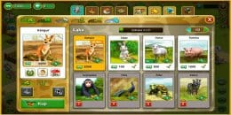 Животные для зоопарка
