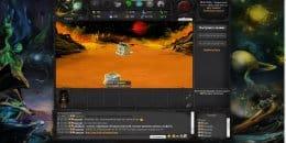 Экран базы