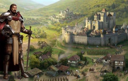 Ваш средневековый замок