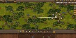 Направление наступательных действий армии
