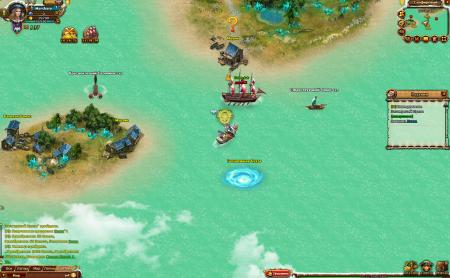 Исследование затонувшей бухты