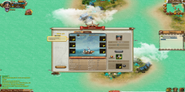 Снарядить корабль перед боем