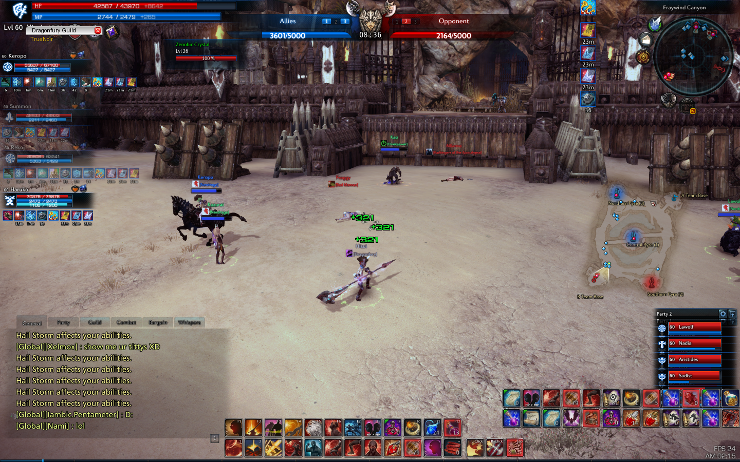All in all, private servers for mmorpgs are most likely so popular because of their free nature