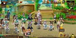 Скриншоты Герои Аниме
