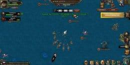 Атака морского существа