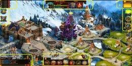 Интерфейс игры Викинги: War of clans