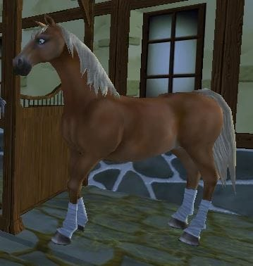 Финская лошадь