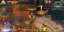 ПвЕ сражения игрока по мере выполнения квеста
