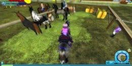 Star Stable - скриншоты, картинка № 4. Забеги