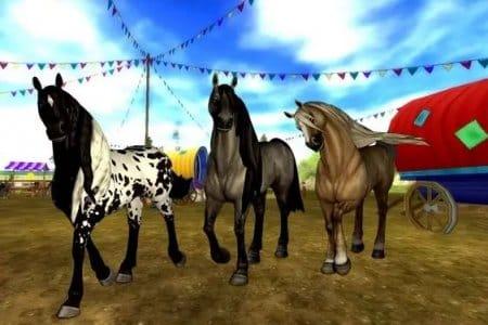 Лошадь Лудильщика