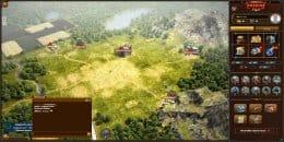 Чат в игре «Эпоха Королей»