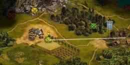 Перемещение по игровой карте