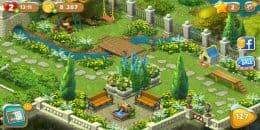 Скриншот Gardenscapes 5