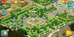 Скриншот Gardenscapes 6