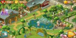 Скриншот Gardenscapes 7